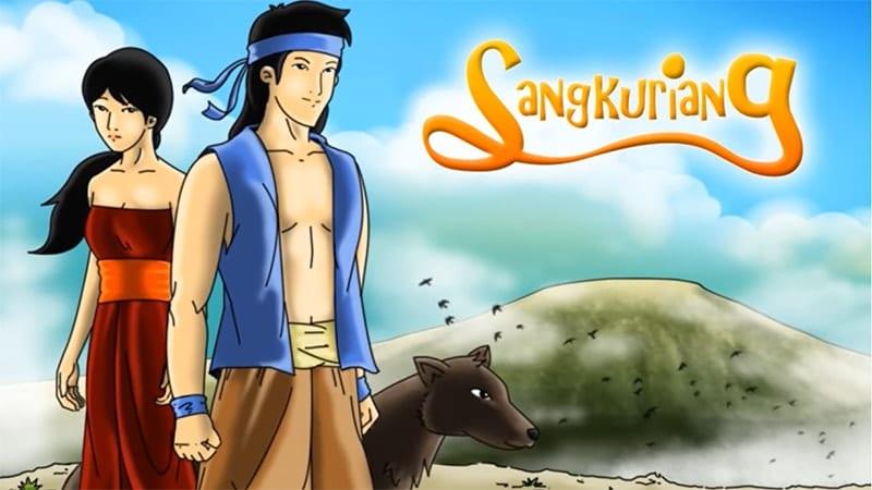 Cerita Rakyat dari Jawa Barat - Sangkuriang