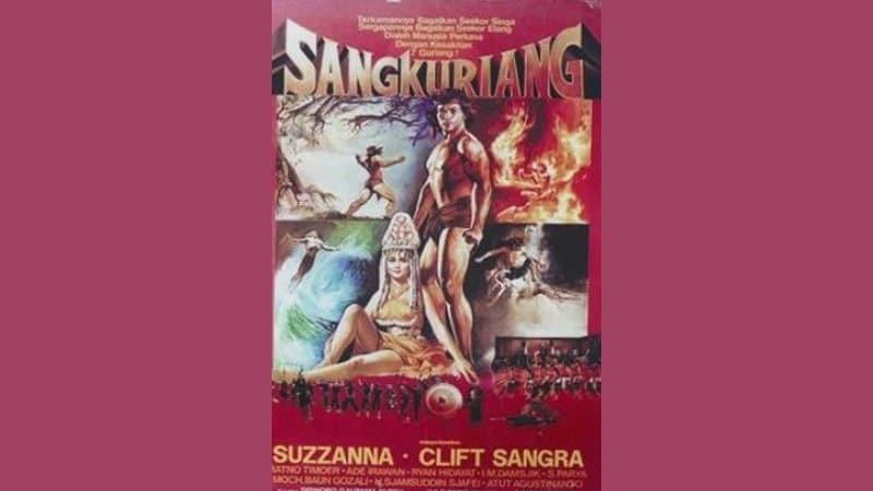 Cerita Rakyat Sangkuriang - Film Sangkuriang 1982