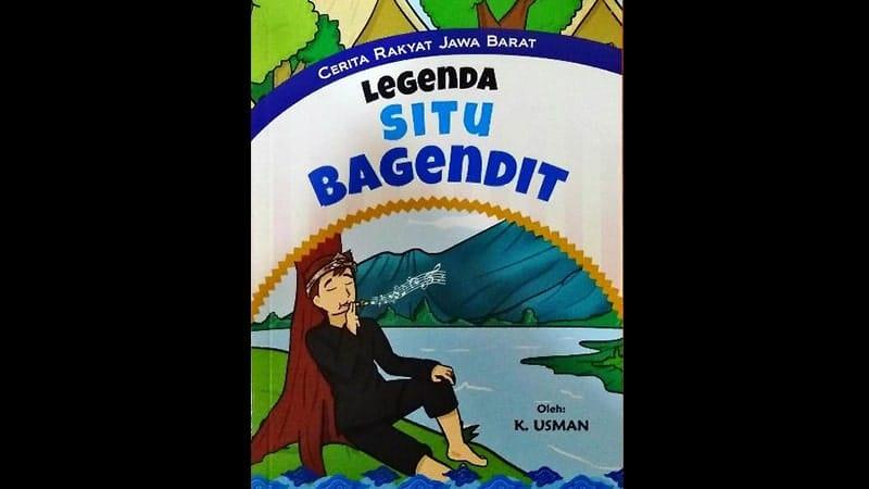 Legenda Situ Bagendit - Cover Buku