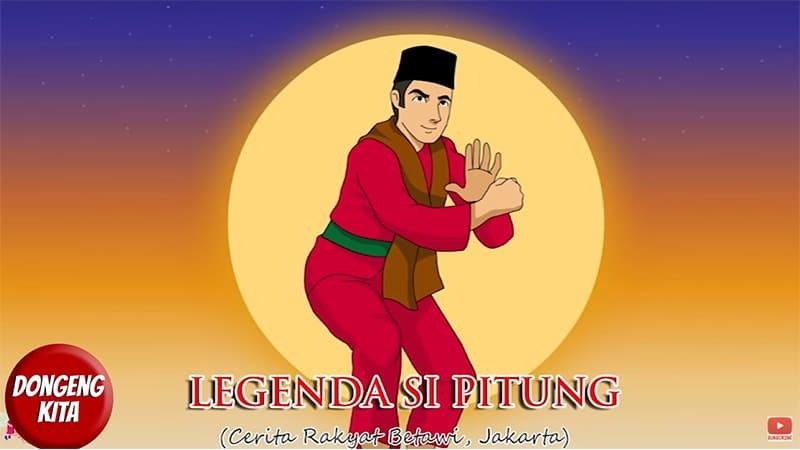 Legenda Si Pitung - Cerita Rakyat Betawi