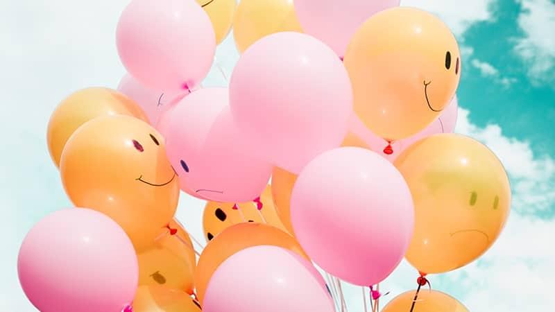 Balon Senyum