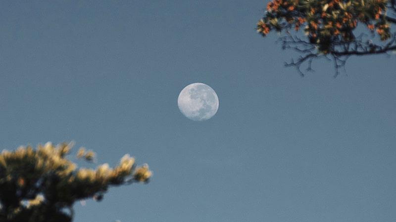 Kata-Kata tentang Bulan - Bulan Indah