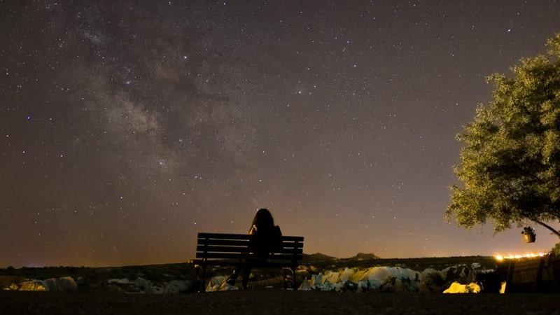 Kata Kata Renungan Malam - Duduk Sendiri