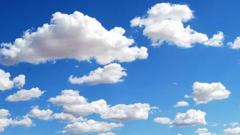 Kata-Kata tentang Langit - Langit Cerah