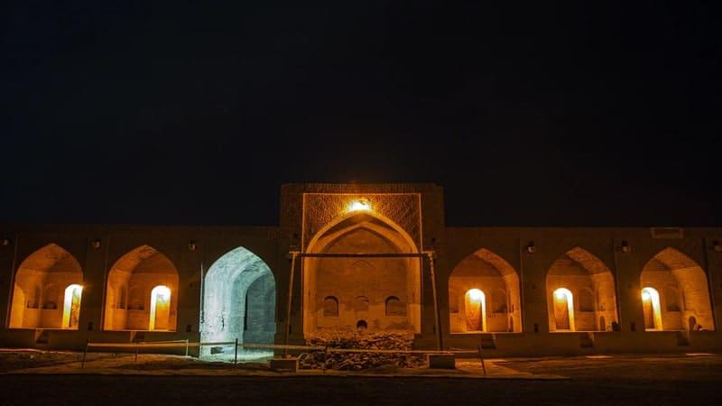 Lampu Masjid