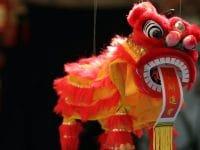 Ucapan Selamat Imlek Gong Xi Fa Cai - Barongsai