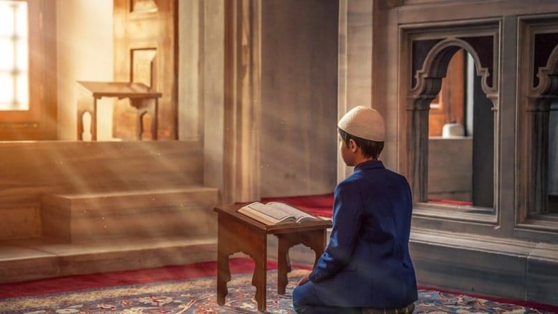 Kata Kata Sholat Jumat - Ibadah dalam Masjid