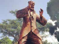 Cerita Legenda Si Pahit Lidah - Patung Serunting