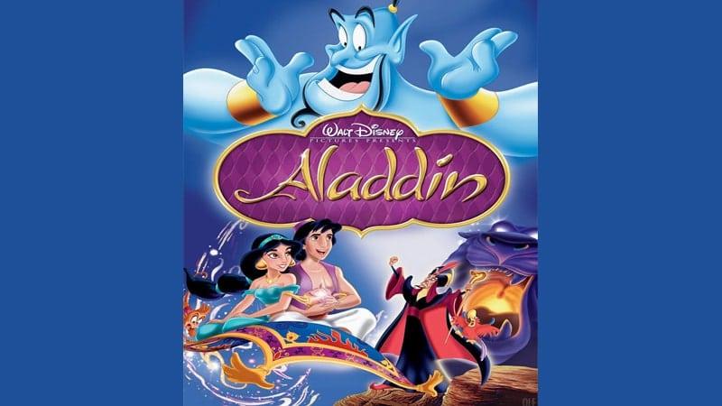 Cerita Aladin dan Lampu Ajaib - Film Animasi Walt Disney