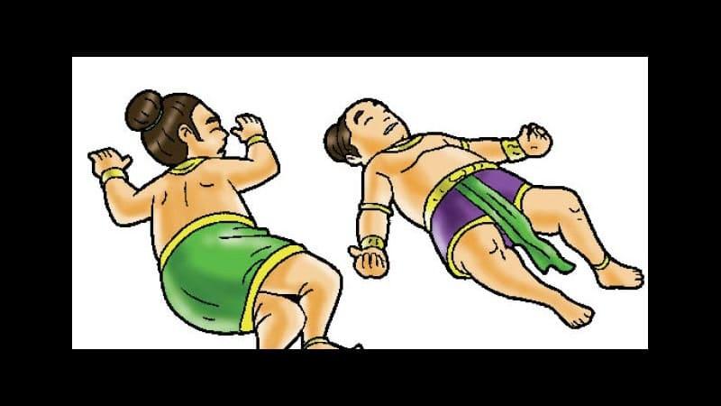 Ilustrasi Sembada dan Dora