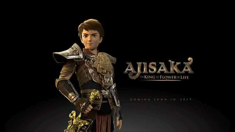 Ajisaka The King and The Flower of Life