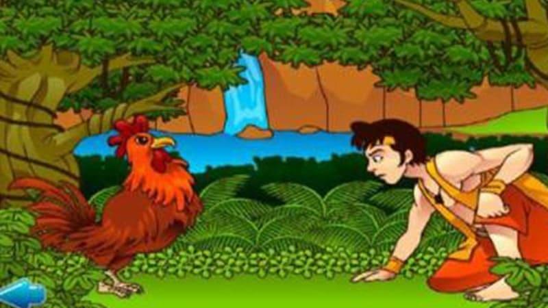 Cinde dan Ayam Jago