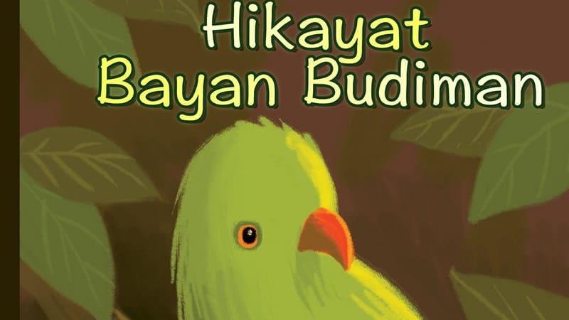 Cover Buku Hikayat Bayan Budiman