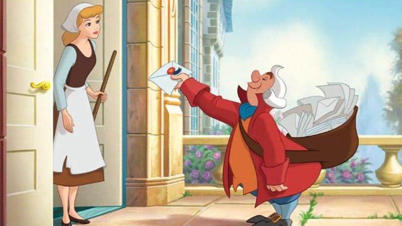Cerita Dongeng Cinderella dan Sepatu Kaca - Pengawal Memberi Undangan