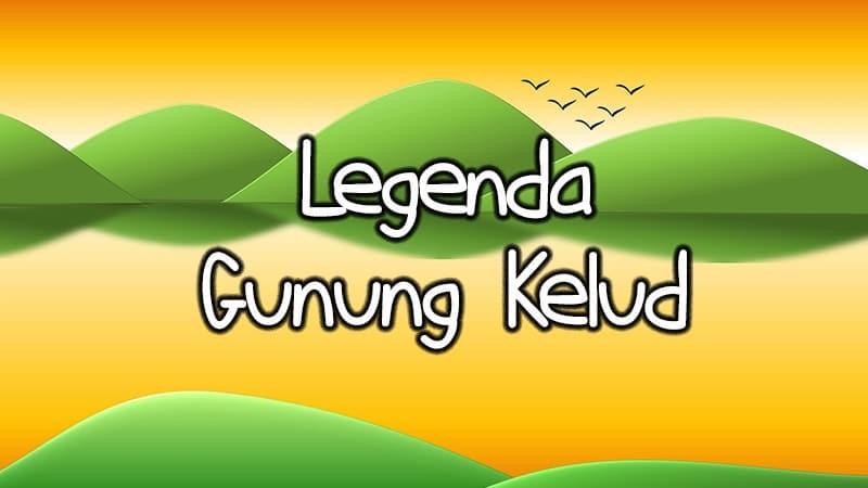 Legenda Gunung Kelud - Ilustrasi Gambar