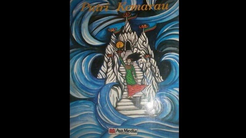 Cerita Rakyat Putri Kemarau - Buku Cerita