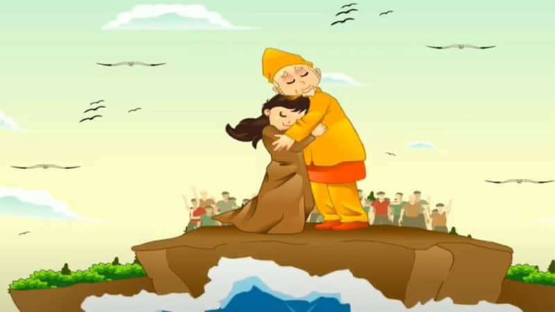 Cerita Rakyat Putri Kemarau - Raja dan Putri Jelitani