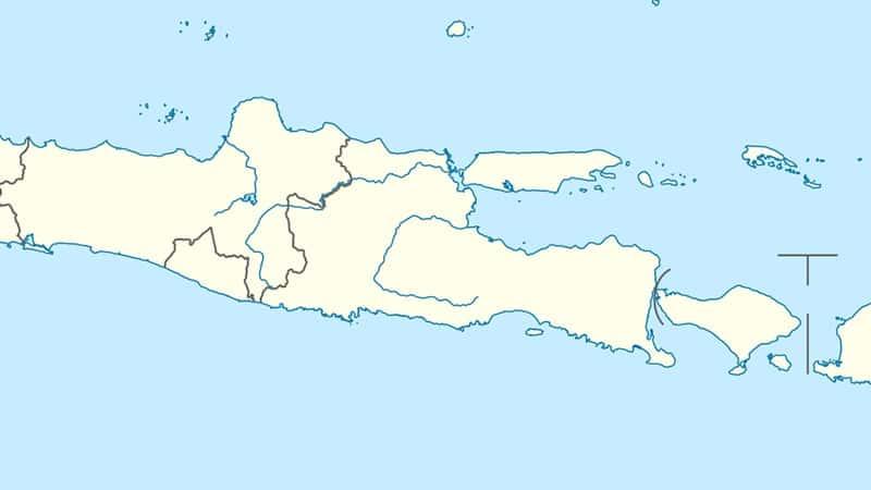Asal Usul Desa Trunyan - Peta Jawa Tengah ke Bali
