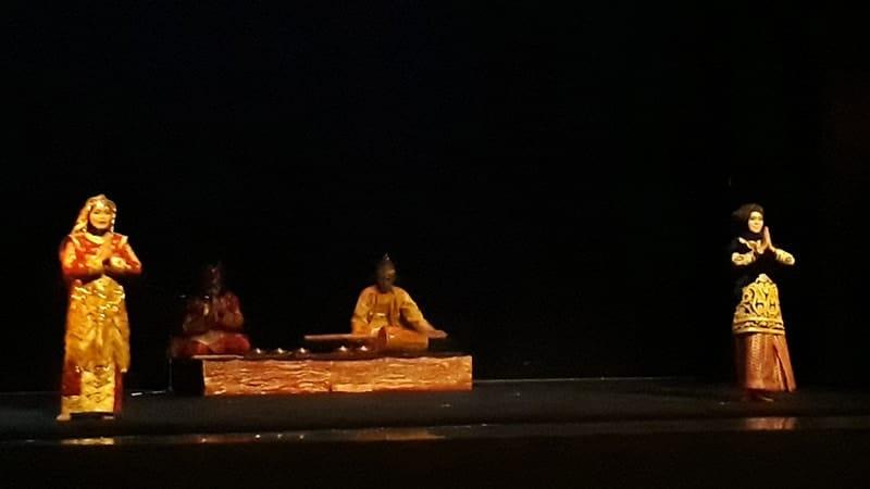 Cerita Rakyat Sabai Nan Aluih - Drama Teater