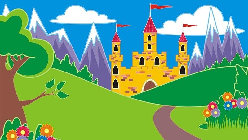 Ilustrasi Istana