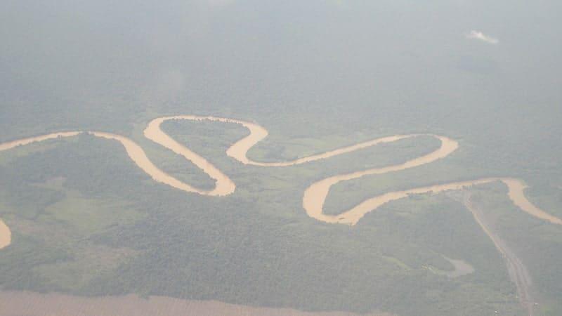 Asal Mula Sungai Kawat - Sungai Kapuas