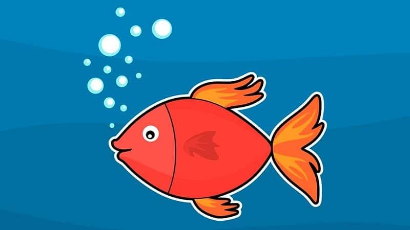 Dongeng Ikan dan Burung - Gambar Ikan