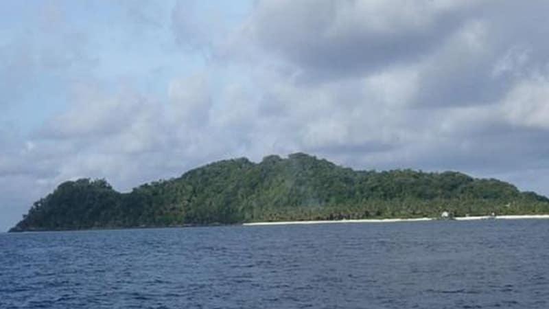 Asal Mula Pulau Senua - Pulau Senua