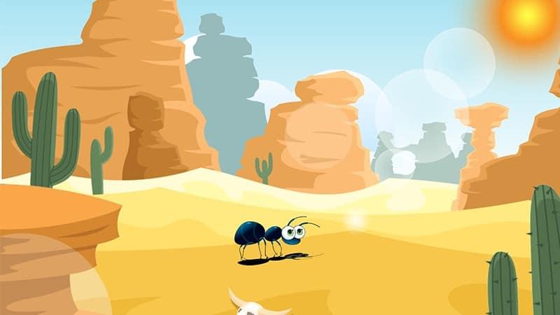 Kisah Nabi Sulaiman As Lengkap - Semut di Padang Pasir