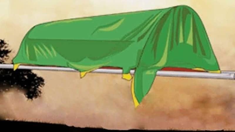 Kisah Abu Nawas Menipu Malaikat - Keranda