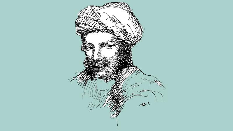 Cerita Lucu Abu Nawas Menipu Malaikat di Alam Kubur - Abu Nawas