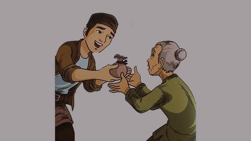 Membantu Orang Miskin