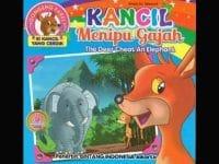 Cerita Kancil dan Gajah - Cover Buku