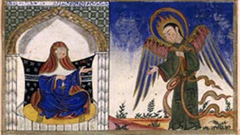 Ibu Nabi Isa - Identitas