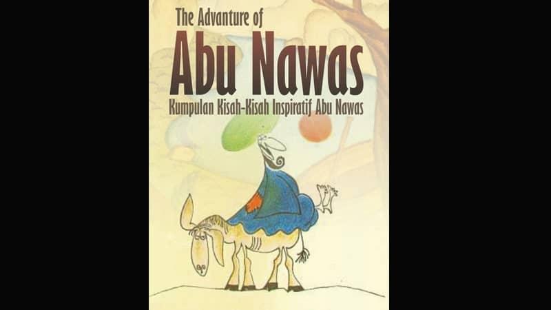 Kisah Abu Nawas Mencari Cincin - Cover Buku