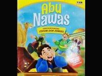 Kisah Abu Nawas Merayu Tuhan - Cover Buku