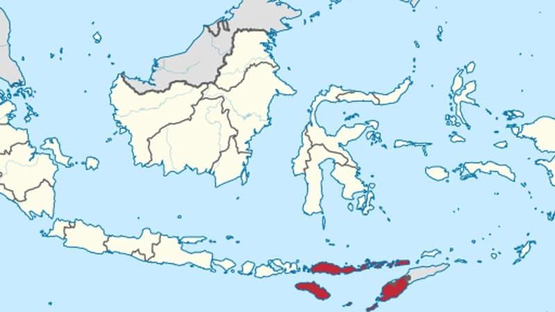 Cerita Rakyat Suri Ikun dan Dua Burung - Peta NTT