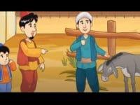 Abu Nawas dan Keledai - Gambar Utama