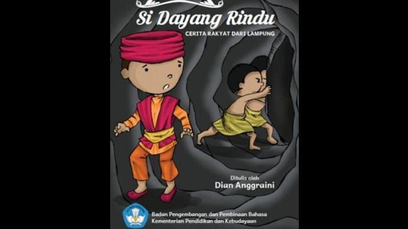 Cerita Rakyat Dayang Rindu - Gambar Ilustrasi
