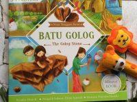 Cerita Rakyat Batu Golog - Buku Cerita