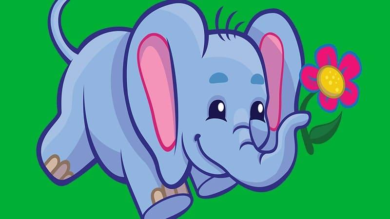 Dongeng Gajah yang Baik - Gambar Utama
