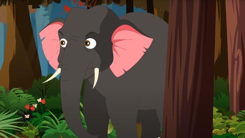 Dongeng Gajah yang Baik - Gajah