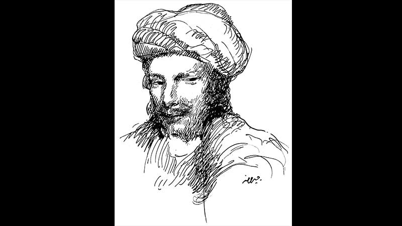 Hikayat Abu Nawas dan Lelaki Kikir - Abu Nawas