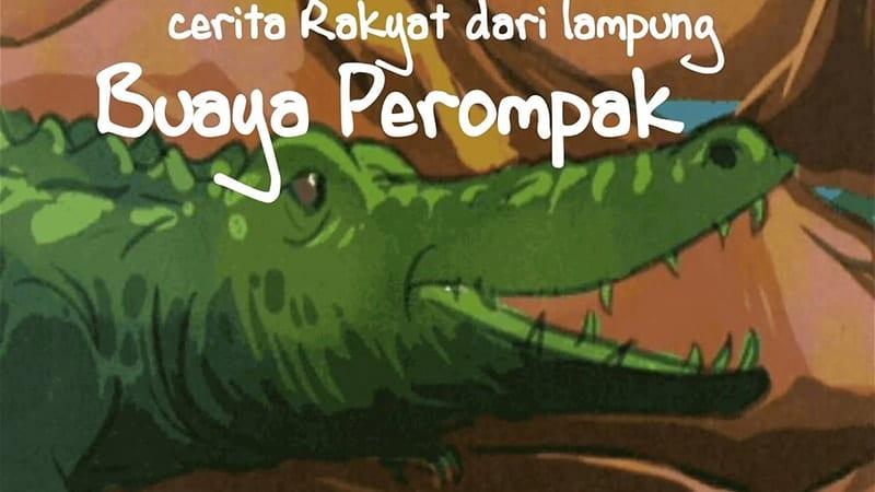 Cerita Rakyat Lampung Aminah yang Cerdik - Gambar Kartun