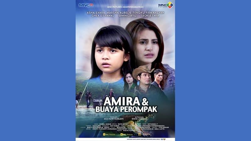 Legenda Buaya Perompak - Poster FTV
