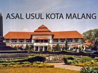 Asal Usul Kota Malang - Malang Swiss van Java