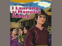 Legenda I Laurang Sang Manusia Udang - Buku Cerita