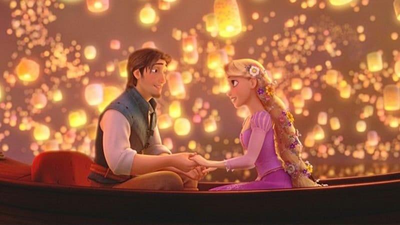 Rapunzel dan Pangeran
