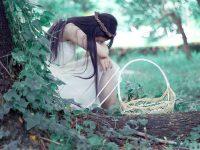Cerita Dongeng Putri Malu - Ilustrasi Seorang Putri