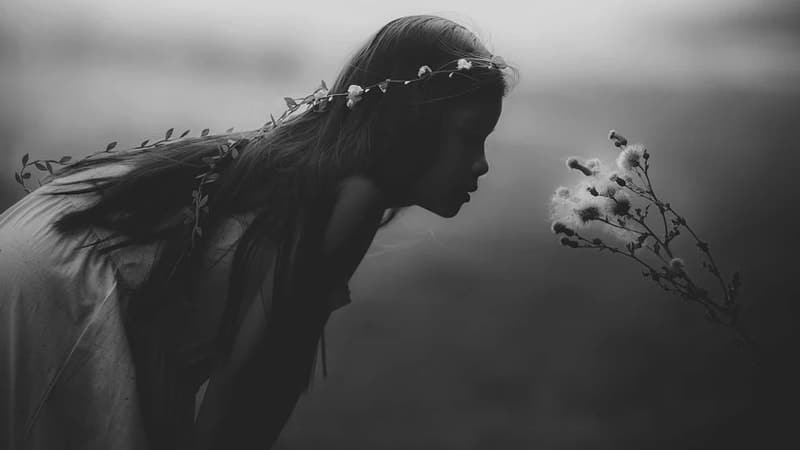 Cerita Dongeng Putri Malu - Ilustrasi Putri Kecil