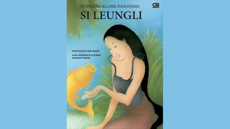 Ikan Mas Ajaib dan Pohon Emas - Sampul Buku Cerita